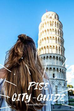 PISE CITYGUIDE Conseils de visites et période idéale ! Une après-midi à la tour de Pise !  #pise #tourdepise #florence #cityguide #italy #tourism #pisa