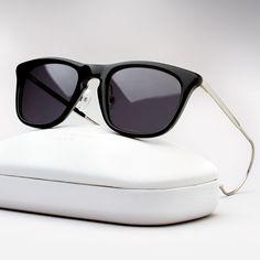 Martin Margiela Cable Temple Sunglasses