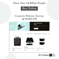 Over 1.8 billion People Buy Online. Get online presence for your Brand/ Product/  Services. Social Media Promotions starting @ 20,000 INR. ☎️ 9999848160 @ohpuhleeez.digitalmarketing  The reason for online shopping could vary from convenience to competitive prices. The growth of online shopping is simply impressive. And it doesn't seem like it's going to slow down any time soon. Which is good news for you, whether you're an online buyer or an online seller.  #onlinebusiness #onlineshopping… Slow Down, Good News, Online Business, Online Shopping, Branding, Social Media, Good Things, Entertaining, People