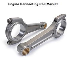 A connecting rod, also called a con rod, is a rigid member which connects a piston to a crank or crankshaft in a reciprocating engine. In the context of China-US trade war and global economic volatility and uncertainty, it will have a big influence on this market.