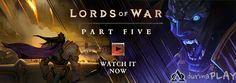 Blizzard Entertainment'ın yayınladığı beş bölümlük Lords of War mini animasyon serisinin son bölümü yayınlandı  Draenei şampiyonu Vindicator Maraad'ın hikayesini izleyin, daha sonra tüm seriyi birleştirerek Warlords of Dreanor ek paketinde baskın olacak karakterleri öğrenin http://www.durmaplay.com/News/world-of-warcraft-lords-of-war-in-besinci-bolumunu-yayinladi
