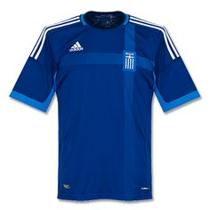 Greece Away Jersey