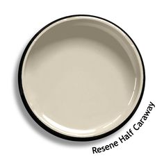 Resene Half Caraway is an off-white with a taste of aromatic cream. From the Resene Whites & Neutrals colour collection. Try a Resene testpot or view a physical sample at your Resene ColorShop or Reseller before making your final colour choice. www.resene.co.nz