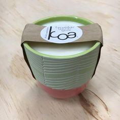 Lemongrass 30hr Soy Candle | Koa by Kaitlin