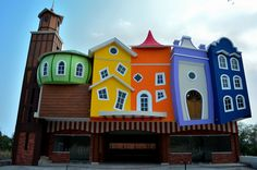 """La casa chueca"" en Colima.  I want to find this place next time we are there!"