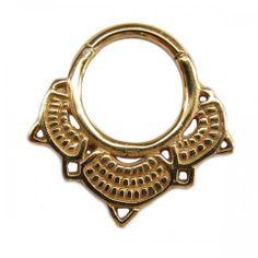 Tawapa - Lotus Septum Ring - Modern Rites