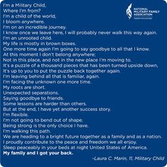Month of the Military Child   Ramblings of a Marine Wife
