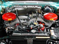 "1961 Super D 413ic/400hp 2x4bbl ""LongRam"" V8"