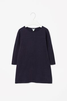 COS   Dress with pleated sides