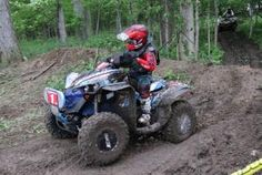 Kevin Cunningham, the reigning 4x4 Pro class champion, won his fifth race of the year at round six of the GNCC series.