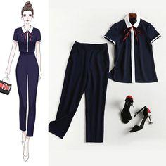 Kpop Fashion Outfits, Casual Outfits, Fashion Dresses, Cute Outfits, Dress Sketches, Fashion Sketches, Fashion Art, Girl Fashion, Fashion Design