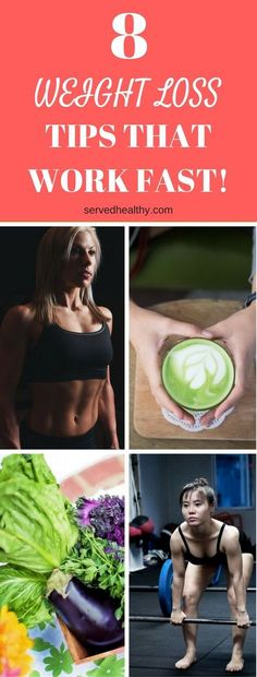 8 Weight Loss Tips That Work Incredibly Fast | Learn how to lose weight fast with these INCREDIBLY USEFUL tips that do work! Weight Loss Tips For Women | Lose Weight Within A Month