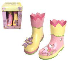 Baby Girls First Rain Boots