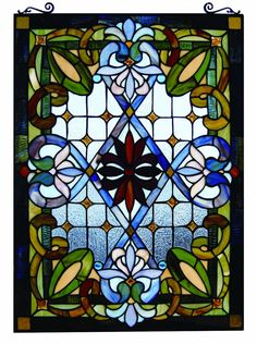 online shopping for Fine Art Lighting Tiffany Window Panel, 480 Glass Cuts, 20 29 from top store. See new offer for Fine Art Lighting Tiffany Window Panel, 480 Glass Cuts, 20 29 Victorian Stained Glass Panels, Stained Glass Quilt, Tiffany Stained Glass, Stained Glass Lamps, Stained Glass Designs, Stained Glass Projects, Stained Glass Patterns, Stained Glass Window Hangings, Art Nouveau