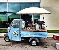 coffee cart - Google Search