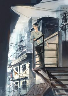 Browse more than 1 PSYCHO-PASS pictures which was collected by Aziz Souissi, and make your own Anime album. Anime Nerd, Anime Manga, Anime Guys, Psycho Pass, Kogami Shinya, City Scene, Manga Games, Awesome Anime, Anime Characters