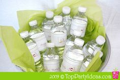 Spa Party Ideas for girls, tweens, teens and ladies