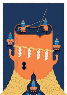 Adobe Illustrator tutorial: Bring the happy to an illustration - Digital Arts