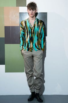 COUTE QUE COUTE: JONATHAN SAUNDERS AUTUMN/WINTER 2013/14 MEN'S COLLECTION