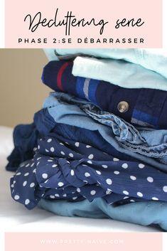 Decluttering serie - Phase 2: Se débarrasser | A la recherche de la garde-robe parfaite. Que faire avec les vêtements dont on se débarrasse?