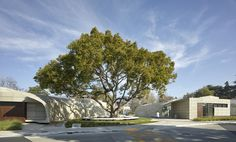 Gallery of Kaplan Family Pavilion at City of Hope / Belzberg Architects - 10