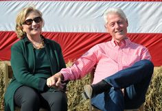 These Vintage Pics of Bill and Hillary Clinton Will Give You So.Many.Feels. - 2014 from InStyle.com