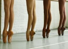 """""""The discipline that ballet requires is obsessive. And only the ones who dedicate their whole lives are able to make it. Your toenails fall of and you peel them away and then you're asked to dance again and keep smiling. I wanted to become a professional ballet dancer."""" -Penelope Cruz"""