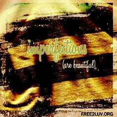 Because EVERY part of you is beautiful!  #Free2Luv #Beautiful