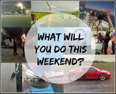 Anyone got any experiences planned?  #extremesports #experiencedays #kayaking #bungeejumping #fireeating #audir8 #supercars #trackdays #monstertrucks #pistolshooting #abseiling #weekend #tgif