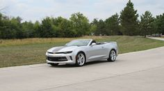 Check out the 2016 Chevy Camaro. #Chevy #camaro  BASE PRICE: $33,695 DRIVETRAIN: 3.6-liter V6, RWD six-speed manual OUTPUT: 335 hp @ 6,800 rpm, 284 lb-ft @ 5,300 rpm CURB WEIGHT: 3,435 lb FUEL ECONOMY: 18/27/21 mpg   Read more: http://autoweek.com