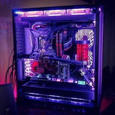"""248 Likes, 1 Comments - LIANLI (@lianlihq) on Instagram: """"Last week we showed you overclock.net user JSUNNworking on his new PC-O11WGX ROG Edition. Guess…"""""""