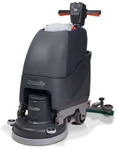 The TGB4045 Scrubber Drier, part of Numatic's new and updated TwinTec Floor Care range! Now available in a sleek graphite and red colour scheme! Click for more information.