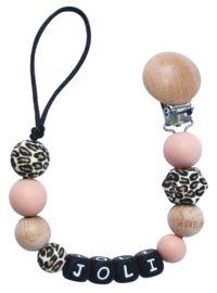 Speenkoord met naam   Lovelinn Teething Necklace, Beaded Bracelets, Fancy, Jewelry, Fashion, Accessories, Moda, Jewlery, Jewerly