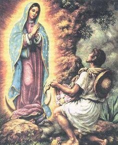 Явление Девы Марии Гваделупской