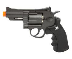 TSD Tactical 708 FPS-430 CO2 Airsoft Revolver