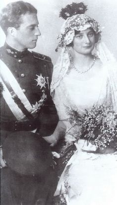 Leopold and Astrid of Belgium
