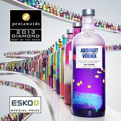 Diamond Pentaward 2013 - Absolut Vodka - Family Business