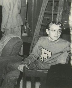 James Dean 19 years old.