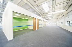 cool warehouse office spaces - Google Search