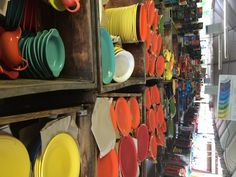 2015 Fiesta Tent Sale - wish I could have gone.  Hopefully next year.