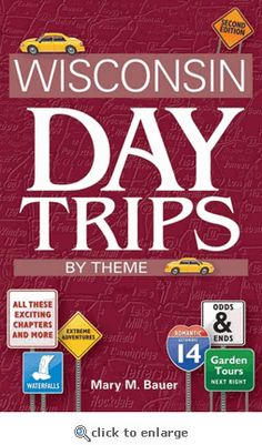 Wisconsin Day Trips, good book