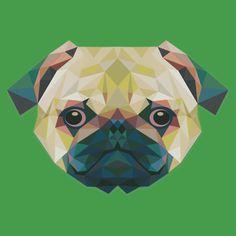 Polygonal Dog