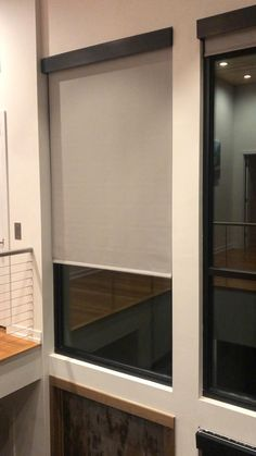 Window Roller Shades, Motorized Shades, Budget Blinds, Bungalow Renovation, Outdoor Blinds, House Blinds, Curtains With Blinds, Window Design, House Floor Plans