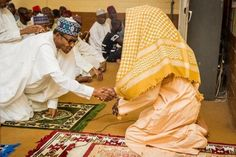 Naija Blog Queen: Buhari wishes Nigerian Muslims happy Ramadan with ...