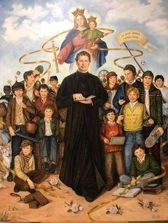 29 Ideas De Vida De Don Bosco Vida De Don Bosco Bosco Salesianas