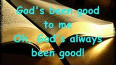 God's Been Good To Me - Crystal Lewis