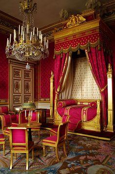 Baldaquin: Chambre de l'empereur 2