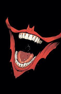 Batman y Robin #15 cover art #thenew52 #DeathOfTheFamily