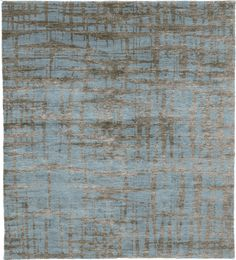 Static D Hand Knotted Tibetan Rug from the Tibetan Rugs 1 collection at Modern Area Rugs Textured Carpet, Patterned Carpet, Carpet Flooring, Rugs On Carpet, Office Carpet, Tibetan Rugs, Rug Texture, Fabric Rug, Carpet Design