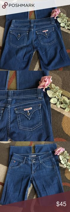 """Hudson jeans🌸 Material is 98% cotton 2% elastan🌸 lying flat waist measures 15.5"""" 🌸 rise is 8"""" 🌸inseam is 32"""" 🌸 Hudson Jeans Jeans Boot Cut"""